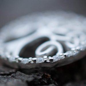 Дървото на живота от сребро