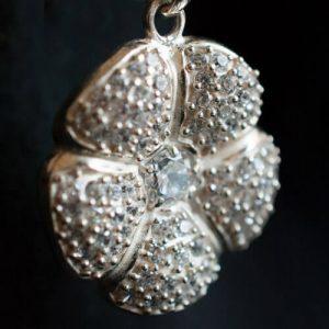 Сребърно цвете