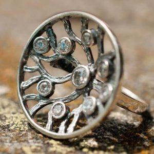 дървото на живота пръстен