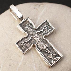 кръст с Богородица Въплъщение