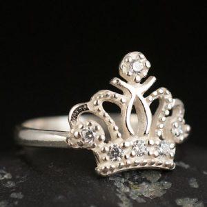 пръстен корона а